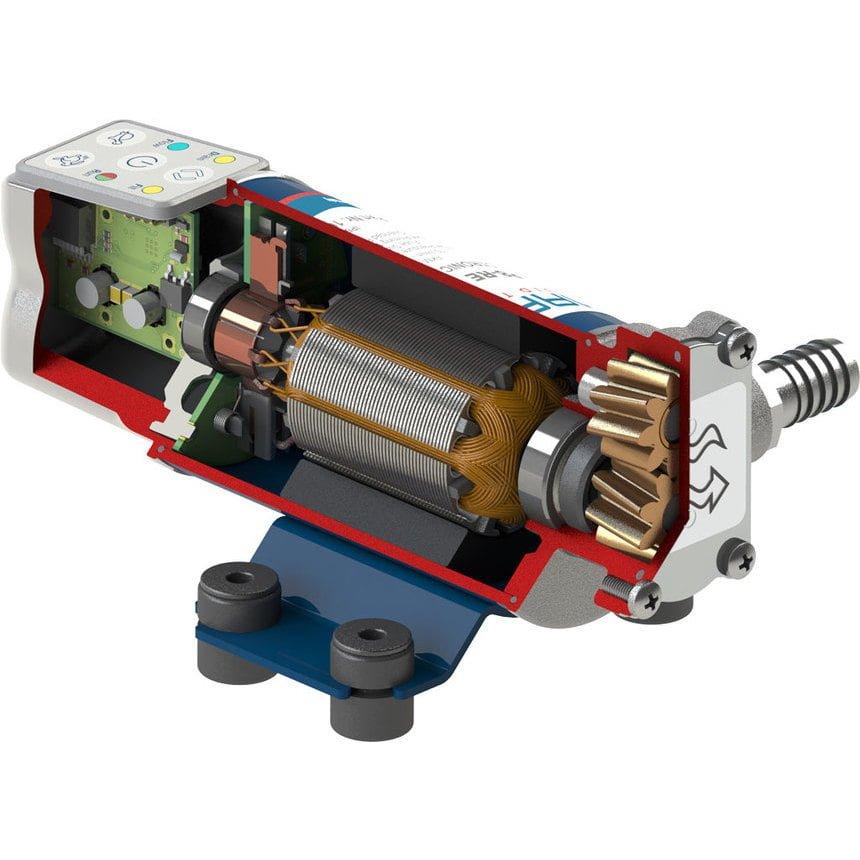 Marco UP8-RE Reversible elektronische Pumpe 10 l/min mit Durchflussregelung 14