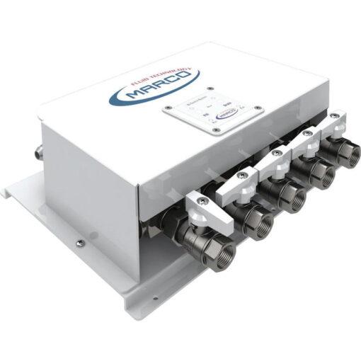 Marco OCS5/E Elektronisches Ölwechselsystem - 5 BSP Ventile 3