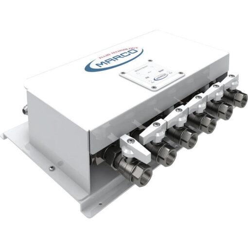 Marco OCS6/E Elektronisches Ölwechselsystem - 6 BSP Ventile 3