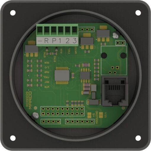 Marco UP2/E-BR 12/24V Elektronische Pumpe mit Bronzezahnräder 10 l/min 9