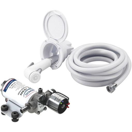 Marco SP2 Duschkit - Elektropumpe mit elektronischer Kontrollfunktion 2 bar 3