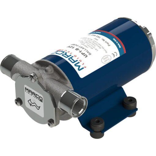 Marco UP1-B Pumpe für Ballast Tank mit Nitrilgummizahnrad 45 l/min (12 Volt) 2