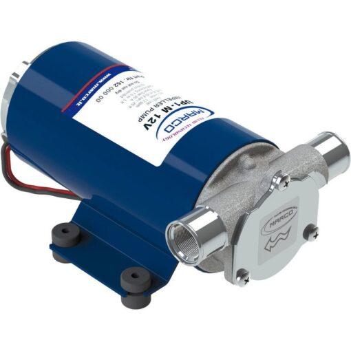 Marco UP1-M Pumpe mit Nitrilgummizahnrad 45 l/min (24 Volt) 2