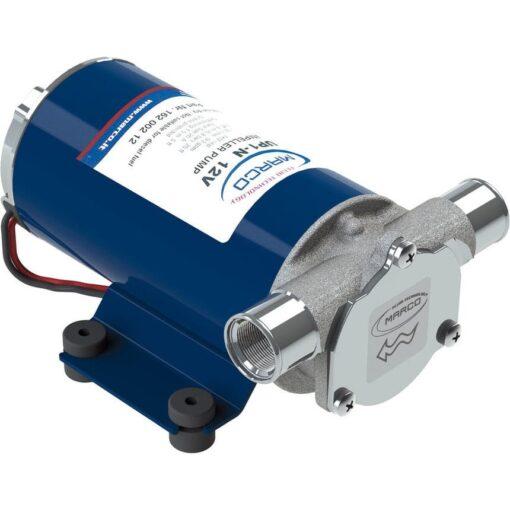 Marco UP1 Pumpe mit Nitrilgummizahnrad und int. Bürsten 35 l/min (12 Volt) 2