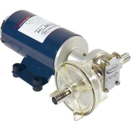 Marco UP10-HD Pumpe für Dauerbelastung mit Flansch, 7 bar, 18 l/min (24 Volt) 3