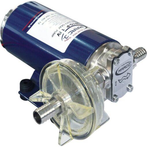 Marco UP10-P Pumpe für Dauerbelastung 18 l/min - PTFE Zahnräder (12 Volt) 3