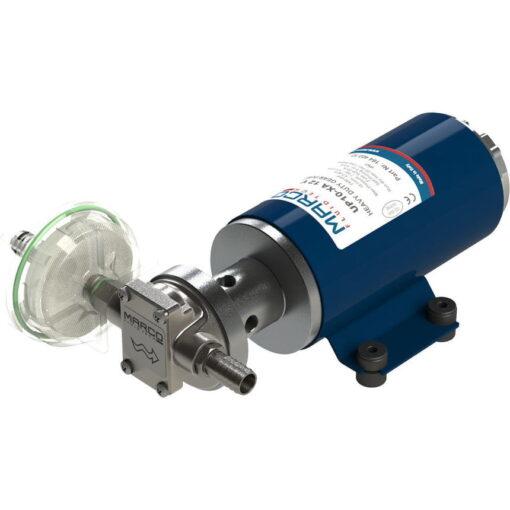 Marco UP10-XA Pumpe für Herbizide 18 l/min - AISI 316 L - EDPM Dichtungen (12 Volt) 3