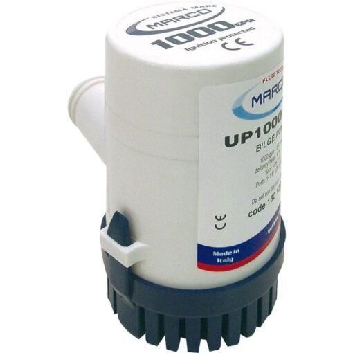 Marco UP1000 Eintauchpumpe 63 l/min (24 Volt) 2
