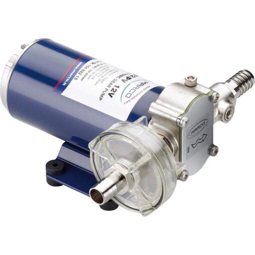 Marco UP12-PV Pumpe mit PTFE Zahnrädern und Rückschlagventil 36 l/min (12 Volt) 3