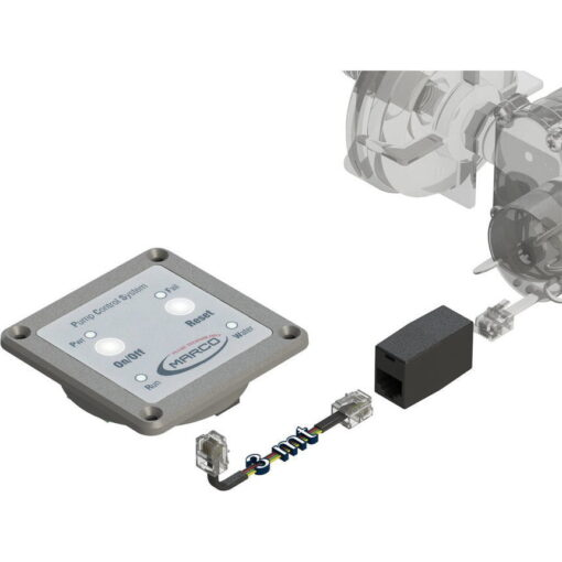 Marco UP14/E-DX Elektronische Druckwasseranlage mit PCS 92 l/min 9