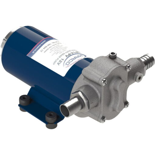 Marco UP14-PV Pumpe mit PTFE Zahnrädern und Rückschlagventil 46 l/min (24 Volt) 3