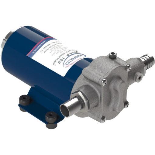Marco UP14-P Pumpe mit PTFE Zahnrädern 46 l/min (12 Volt) 3