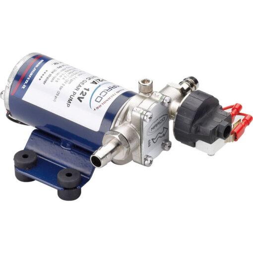 Marco UP2/A Automatische Druckwasserpumpe mit Druckwächter 10 l/min (12 Volt) 3