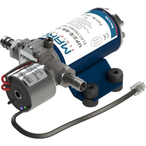 Marco UP2/E-BR 12/24V Elektronische Pumpe mit Bronzezahnräder 10 l/min 3