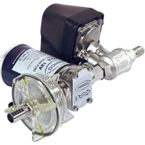 Marco UP3/A Automatische Druckwasserpumpe mit Druckwächter 15 l/min (24 Volt) 3