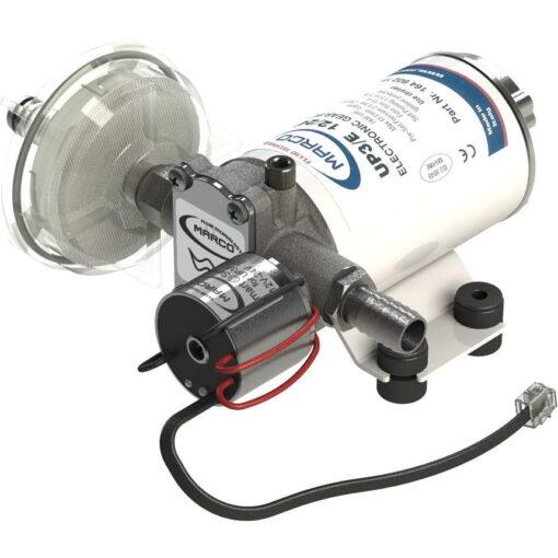 Marco UP3/E Elektronische Süßwasserpumpe 15 l/min 3