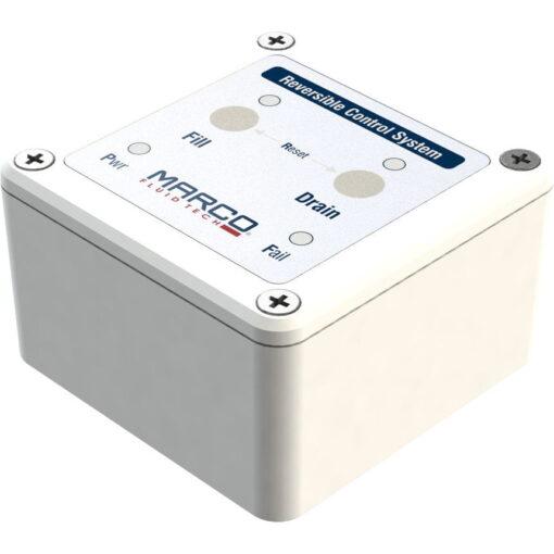 Marco UP3-RK Kit reversible Pumpe 15 l/min mit Paneel (12-24 Volt) 4