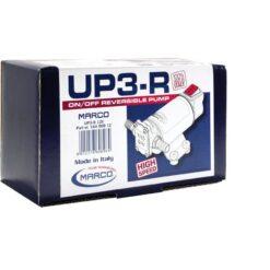 Marco UP3-R Zahnradpumpe 15 l/min mit integriertem Schalter (24 Volt) 11