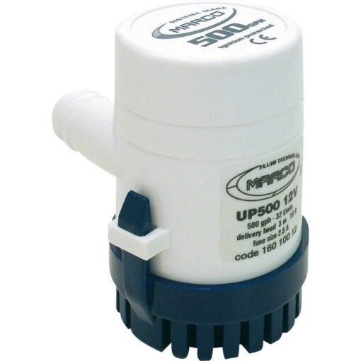 Marco UP500 Eintauchpumpe 32 l/min (12 Volt) 2