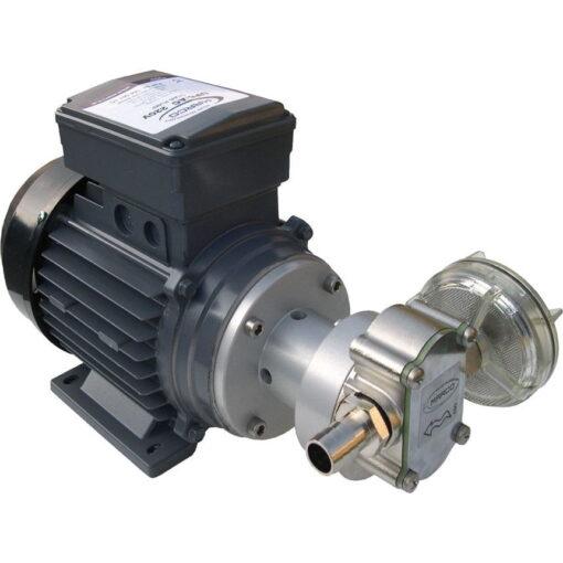 Marco UP6/AC 220 V 50 Hz Pumpe mit PTFE Zahnrädern 28 l/min 3