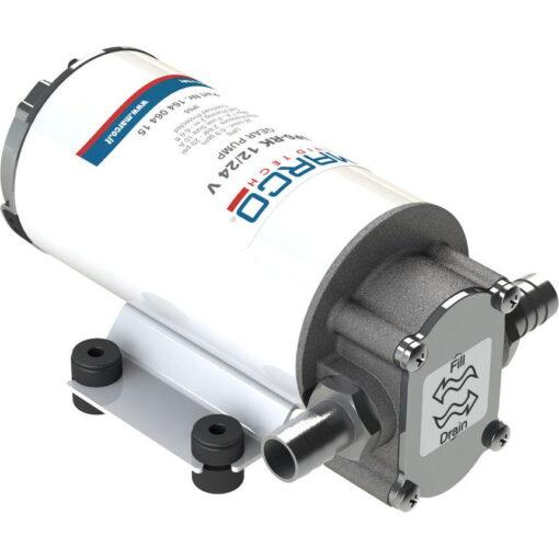 Marco UP6-RK Kit reversible Pumpe 26 l/min mit Paneel (12-24 Volt) 3