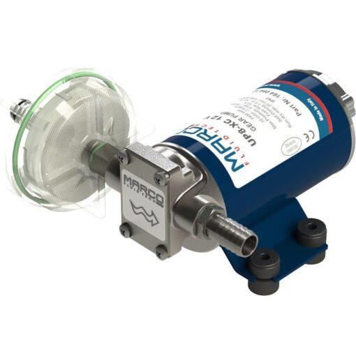 Marco UP8-XC Pumpe für Dauerbelastung 10 l/min, AISI 316 (24 Volt) 3