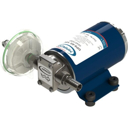 Marco UP9-XC Pumpe für Dauerbelastung 12 l/min - AISI 316 L (24 Volt) 3