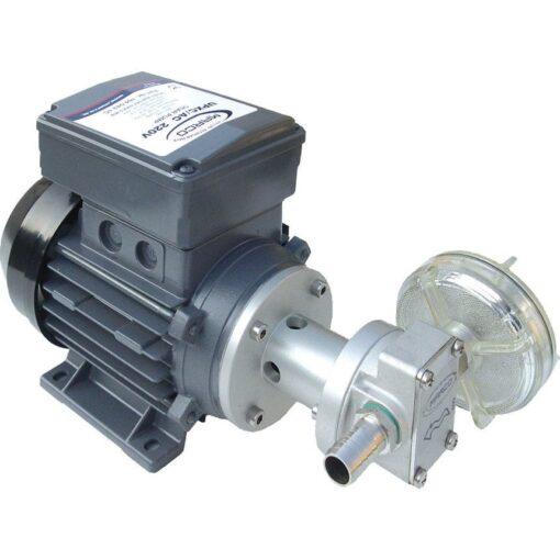 Marco UPX-C/AC Pumpe Edelstahl für Chemikalien 10 l/min - AISI 316 L (220 Volt) 3