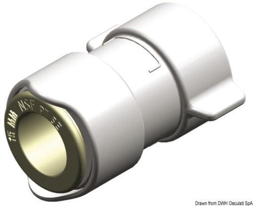 "Whale Adapter 1/2"" BSP Innengewinde - Packung á 1 St. 3"