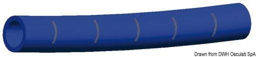 Whale Kaltwasserrohr 15 mm blau (50m Rolle) 3