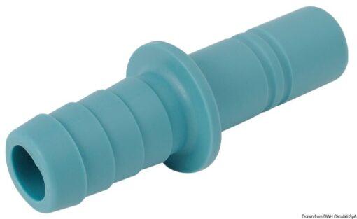 Winkelanschluß zylinderf. gerade f. 16mm-Schlauch - Packung á 1 St. 3