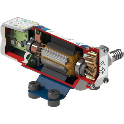 Marco UP8-RE Reversible elektronische Pumpe 10 l/min mit Durchflussregelung 6