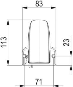 Marco AS2 Automatischer Schalter für Pumpen 4