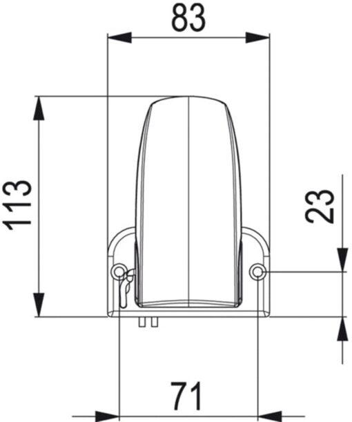 Marco AS2 Automatischer Schalter für Pumpen 3