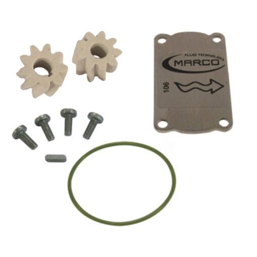 Marco Ersatzteile R6400026 - PTFE-Zahnräder ø24 mm (O-Ring 2162 VITON) 3