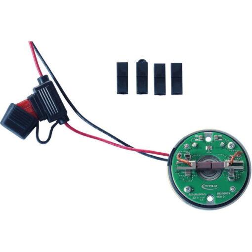 Marco Ersatzteile R6400074 - Bürstenhalter 24V für Motor ø62 mm VP45-K 3