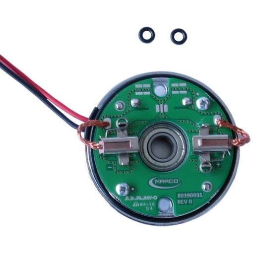 Marco Ersatzteile R6400079 - Bürstenhalter für PWM Motor ø62 mm 3