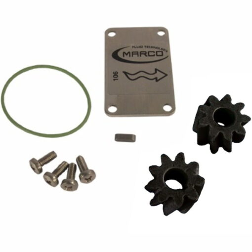 Marco Ersatzteile R6400125 - R-KIT ø24 mm PEEK gears (VITON 2162 O-Ring) 3